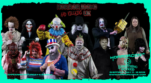 The Horror Icons & Villains
